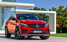 Mercedes-Benz GLE и GLE Coupe