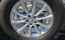 Mercedes GL Michelin