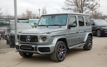 Mercedes Benz G Klass