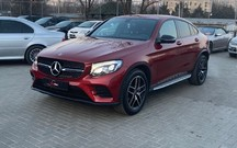 Mercedes Benz GLC Coupe
