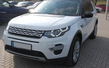Land Rover Discavery Sport